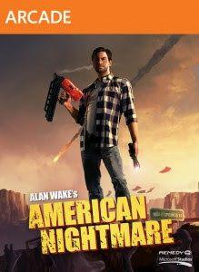 Alan Wake's American Nightmare -MÍDIA DIGITAL XBOX 360