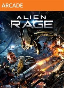 Alien Rage - MÍDIA DIGITAL XBOX 360
