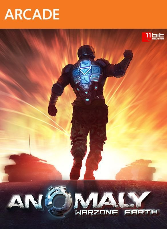 Anomaly Warzone Earth - MÍDIA DIGITAL XBOX 360