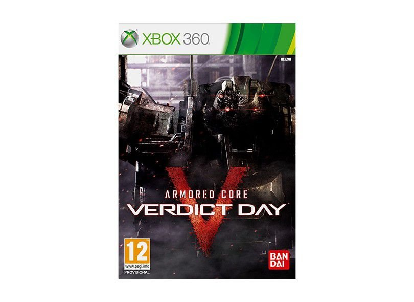 ARMORED CORE VERDICT DAY- MÍDIA DIGITAL XBOX 360