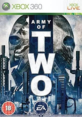 Army of Two- MÍDIA DIGITAL XBOX 360