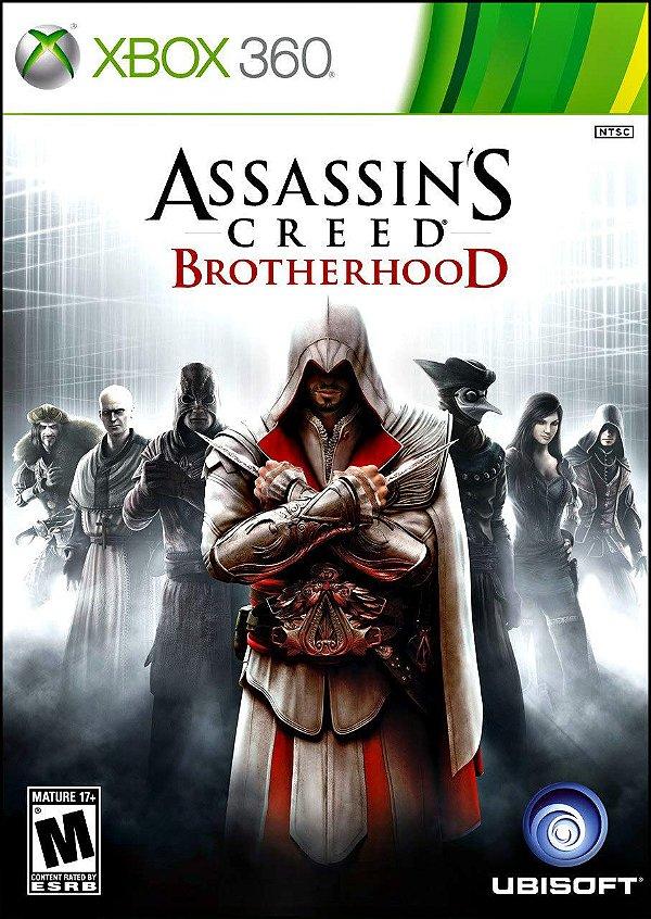 Assassin's Creed Brotherhood -MÍDIA DIGITAL XBOX 360