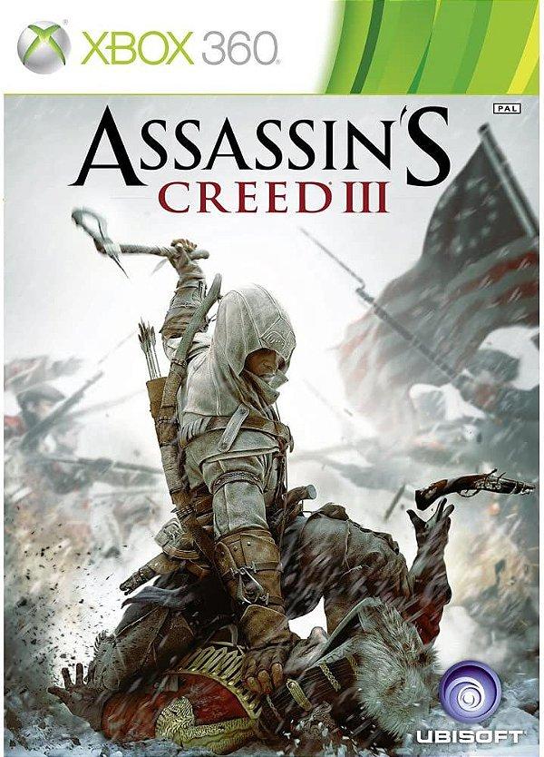 Assassin's Creed 3-MÍDIA DIGITAL XBOX 360