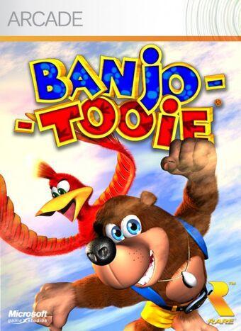 Banjo-Kazooie-MÍDIA DIGITAL XBOX 360