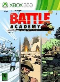 Battle Academy-MÍDIA DIGITAL XBOX 360