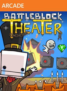 BattleBlock Theater-MÍDIA DIGITAL XBOX 360