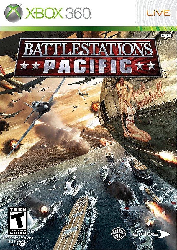 Battlestations Pacific-MÍDIA DIGITAL XBOX 360