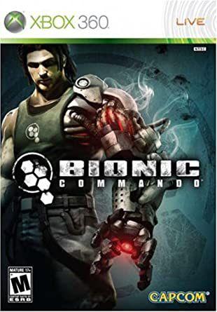Bionic Commando-MÍDIA DIGITAL XBOX 360