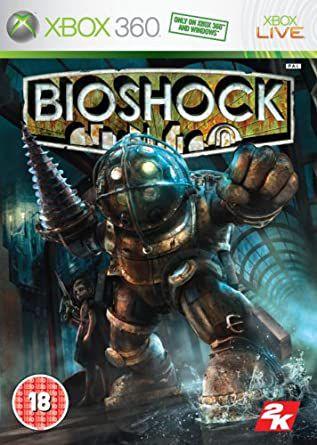 BioShock-MÍDIA DIGITAL XBOX 360