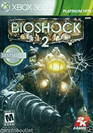 BIOSHOCK 2 MÍDIA DIGITAL XBOX 360