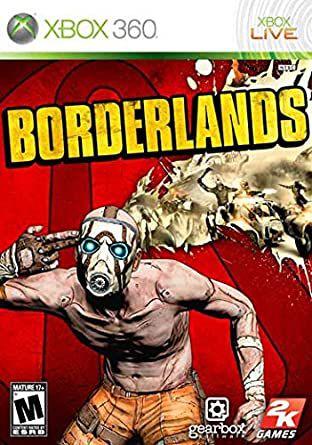 Borderlands-MÍDIA DIGITAL XBOX 360