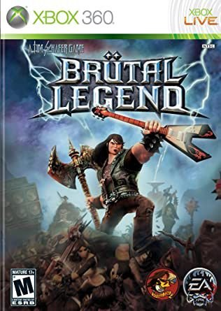 Brütal Legend-MÍDIA DIGITAL