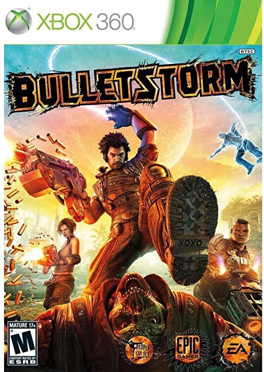 Bulletstorm™-MÍDIA DIGITAL