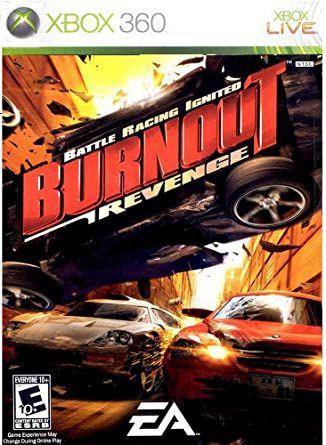 Burnout Revenge-MÍDIA DIGITAL