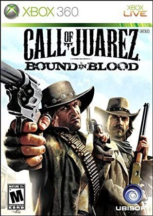 Call of Juarez: Bound in Blood-MÍDIA DIGITAL