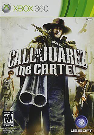 Call of Juarez Cartel-MÍDIA DIGITAL