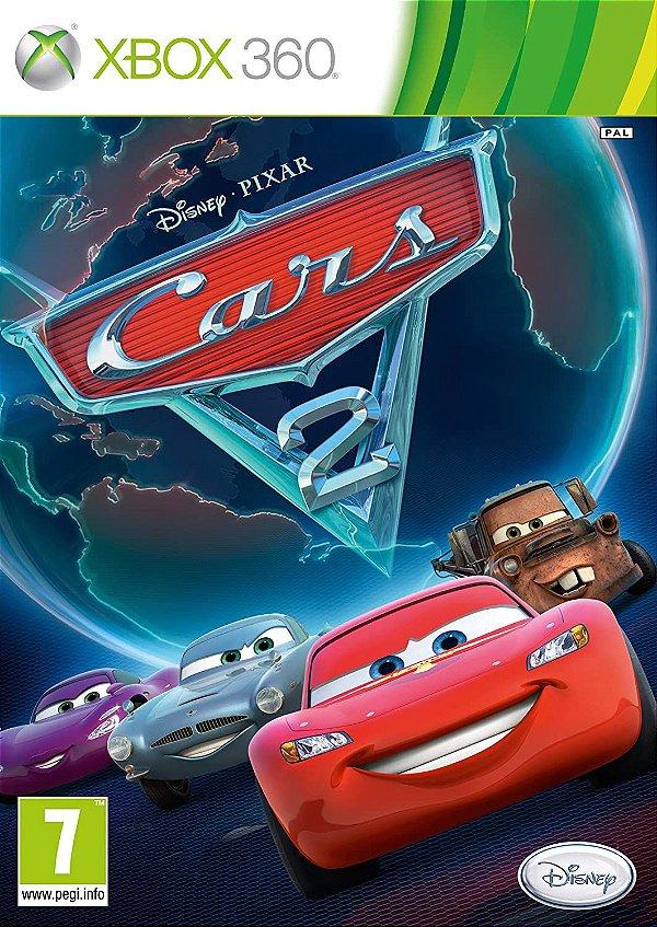 Cars 2: The Video Game-MÍDIA DIGITAL
