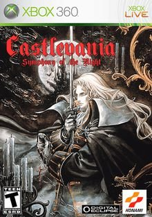 Castlevania: Symphony of the Night-MÍDIA DIGITAL