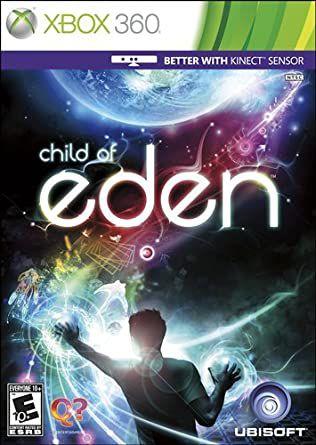 Child of Eden-MÍDIA DIGITAL XBOX 360