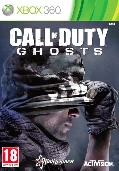 Call of Duty Ghosts-MÍDIA DIGITAL XBOX 360