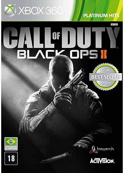 COD: Black Ops II-MÍDIA DIGITAL