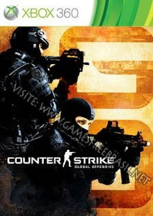 Counter-Strike: GO-MÍDIA DIGITAL XBOX 360