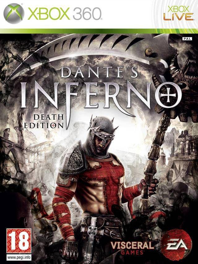 Dante's Inferno MÍDIA DIGITAL XBOX 360