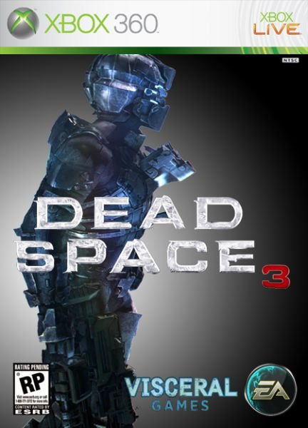 Dead Space 3-MÍDIA DIGITAL XBOX 360