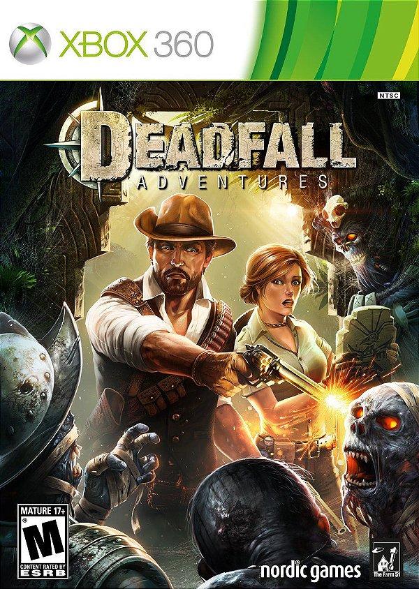 Deadfall Adventures-MÍDIA DIGITAL