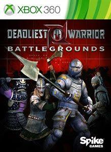 Deadliest Warrior: Battlegrounds-MÍDIA DIGITAL