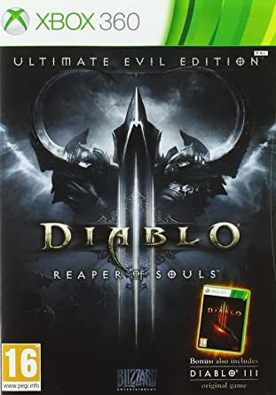Diablo III: Reaper of Souls-MÍDIA DIGITAL