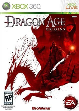 Dragon Age: Origins-MÍDIA DIGITAL XBOX 360