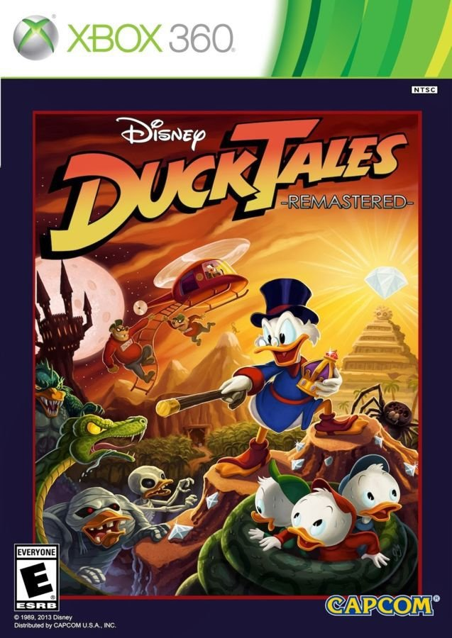 DuckTales: Remastered-MÍDIA DIGITAL