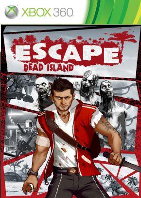 Escape Dead Island-MÍDIA DIGITAL