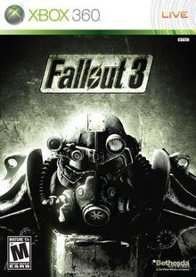 Fallout 3-MÍDIA DIGITAL XBOX 360