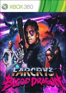 Far Cry® 3 Blood Dragon-MÍDIA DIGITAL