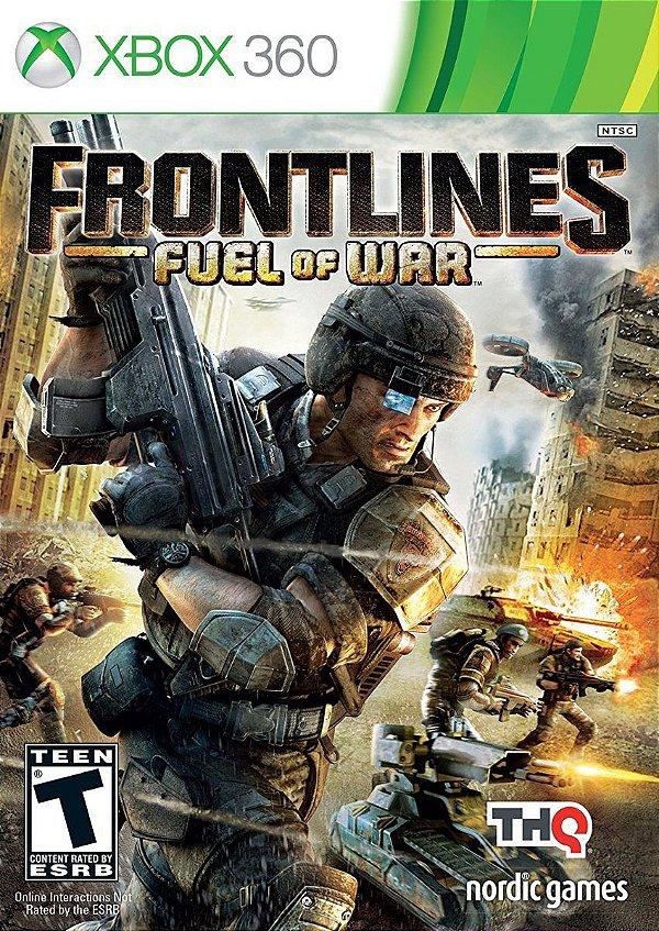 Frontlines:Fuel of War-MÍDIA DIGITAL