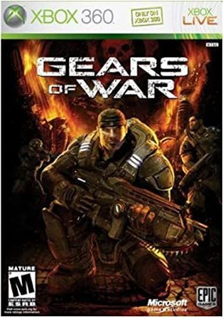 Gears of War-MÍDIA DIGITAL XBOX 360