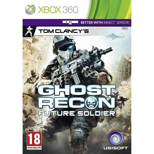 Ghost Recon: Future Soldier-MÍDIA DIGITAL