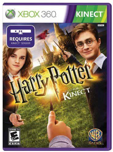 Harry Potter™ for Kinect™-MÍDIA DIGITAL