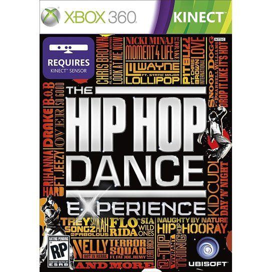 Hip-Hop Dance Experience-MÍDIA DIGITAL XBOX 360