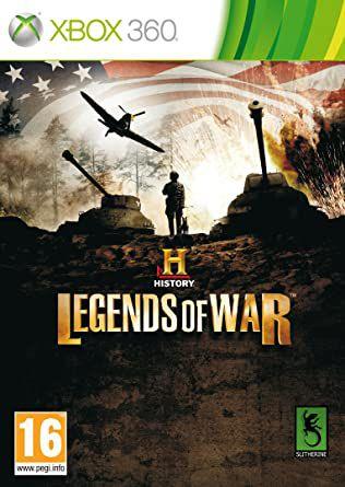 HISTORY: Legends of War-MÍDIA DIGITAL