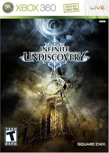 Infinite Undiscovery-MÍDIA DIGITAL XBOX 360