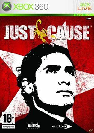 Just Cause-MÍDIA DIGITAL