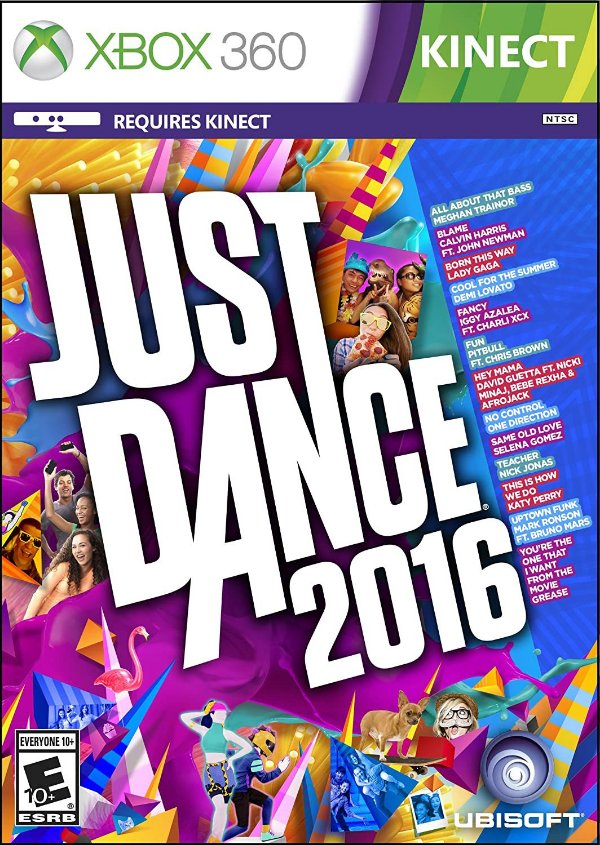 JUST DANCE 2016-MÍDIA DIGITAL