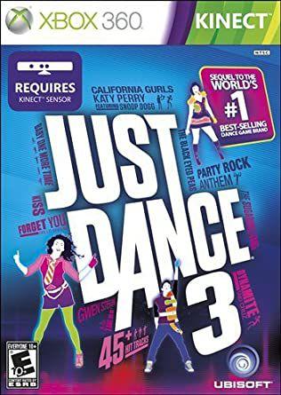 Just Dance 3-MÍDIA DIGITAL