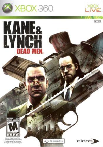 Kane and Lynch:DeadMen-MÍDIA DIGITAL XBOX 360