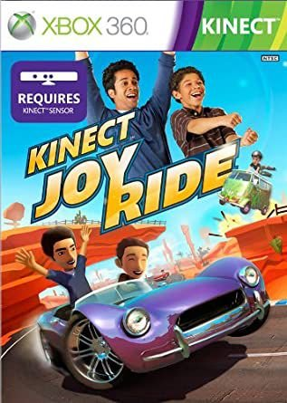 Kinect Joy Ride-MÍDIA DIGITAL XBOX 360
