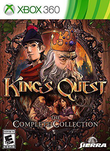 King's Quest-MÍDIA DIGITAL XBOX 360