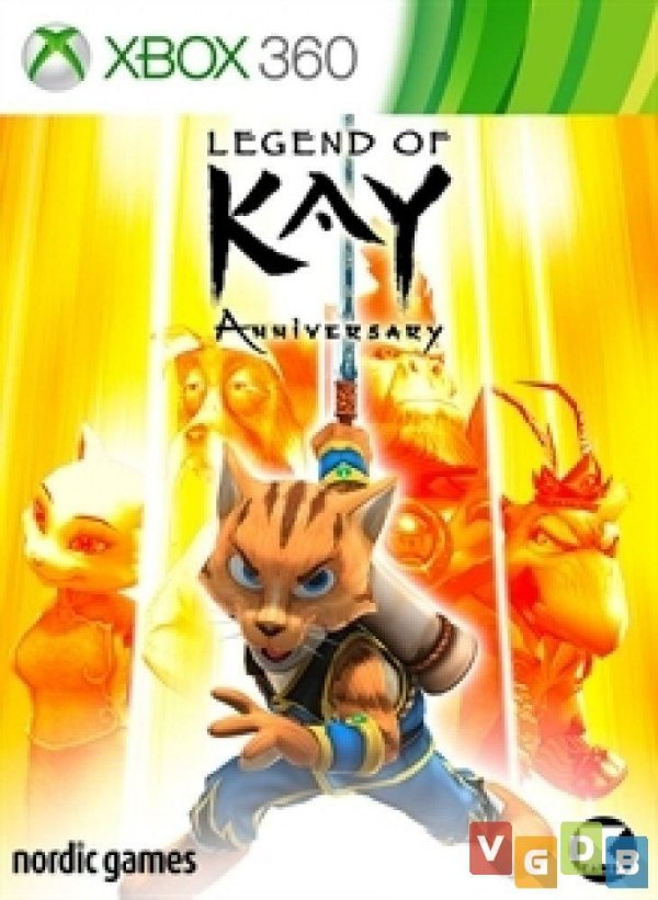 Legend of Kay Anniversary-MÍDIA DIGITAL
